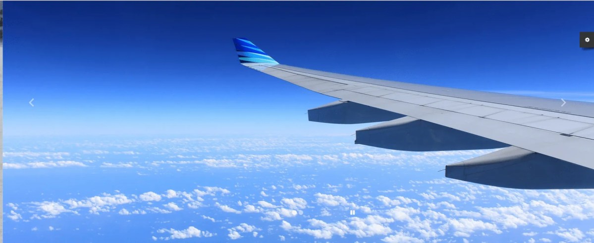 Transport of cargo by air is faster than shipping