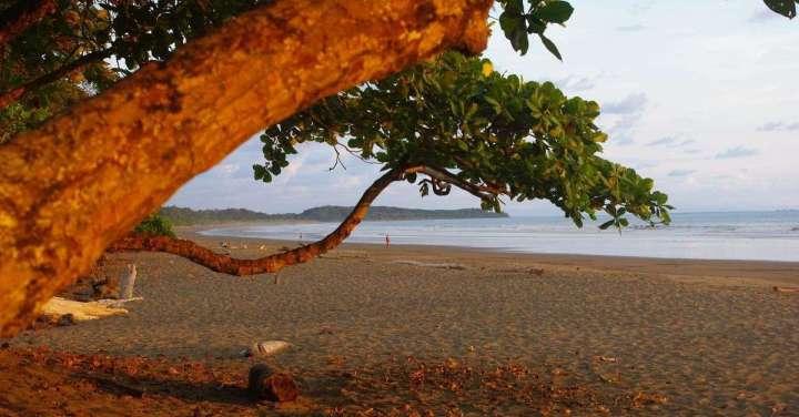 Colonia Beach, Parque Nacional Marino Ballena, Costa Rica