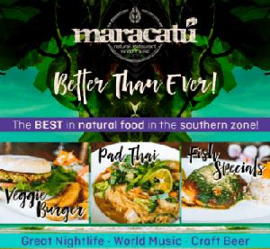 Maracatu Natural Food