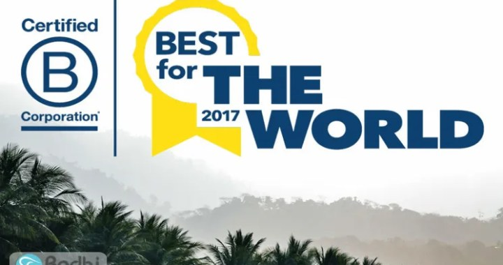 "Bodhi Surf + Yoga recognized as ""Best for the World: Community"" 1"