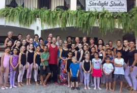 Happy Feet Ballett & Performing Arts School presents Second Intensive Dance Program of the Southern Zone