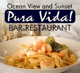 Restaurantes en Uvita 2