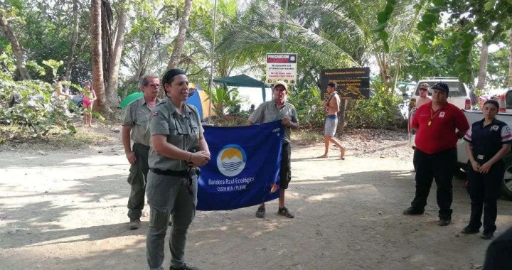 Marino Ballena Natinal Park, Ecological Blue Flag