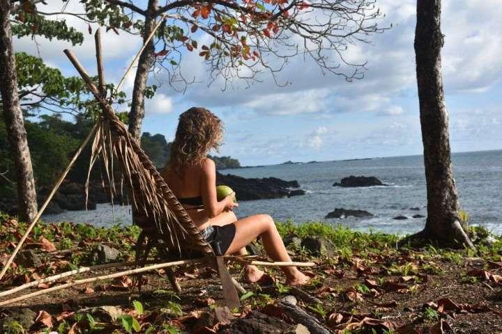Jungle Jaguar Corcovado Hostel Ocean View