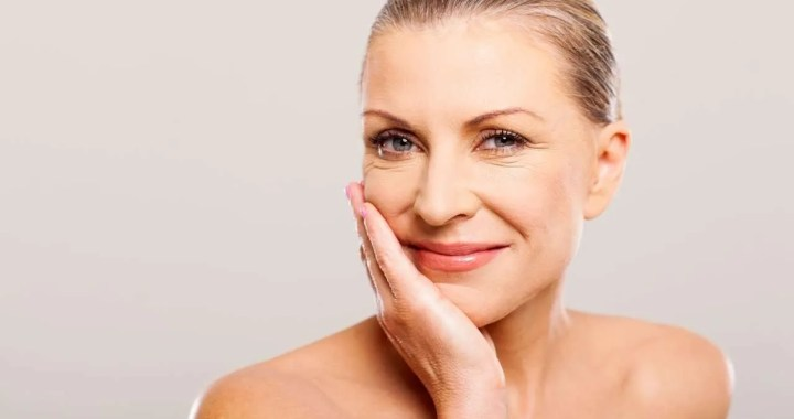 rejuvenation of the face - rejuvenecimiento de la cara -