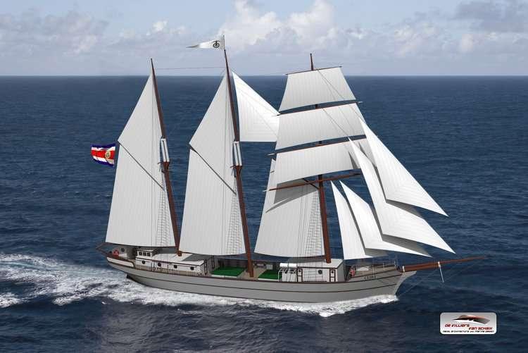 'Coffee Under Sail: An Alternative Shipping Option' 6