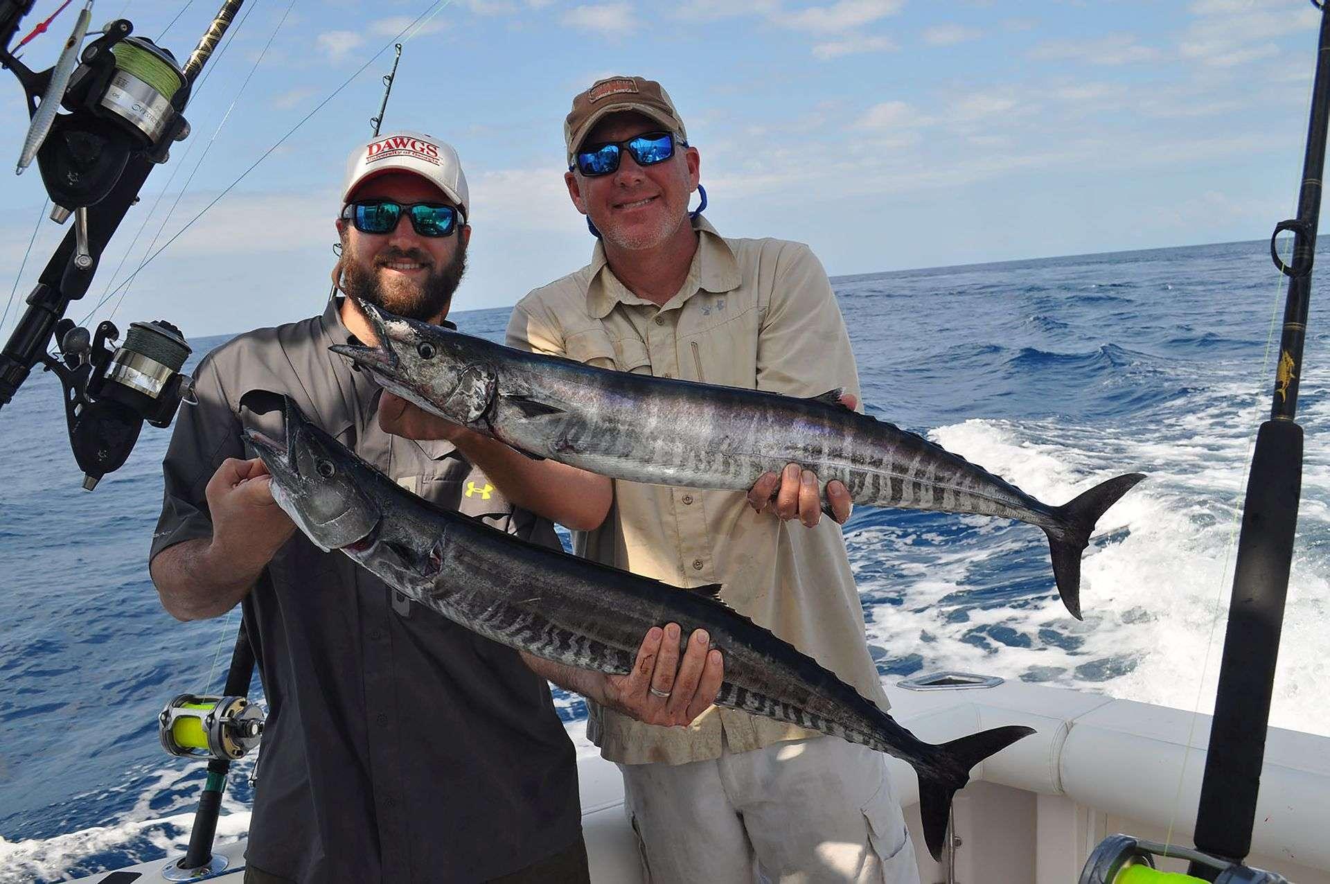 Sport fishing - pesca deportiva,, Bahía de Drake, Drake Bay,