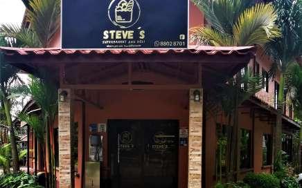 Steve's Supermarket
