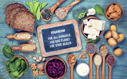 Veganism is on the rise - and it is far more than a food trend! 8