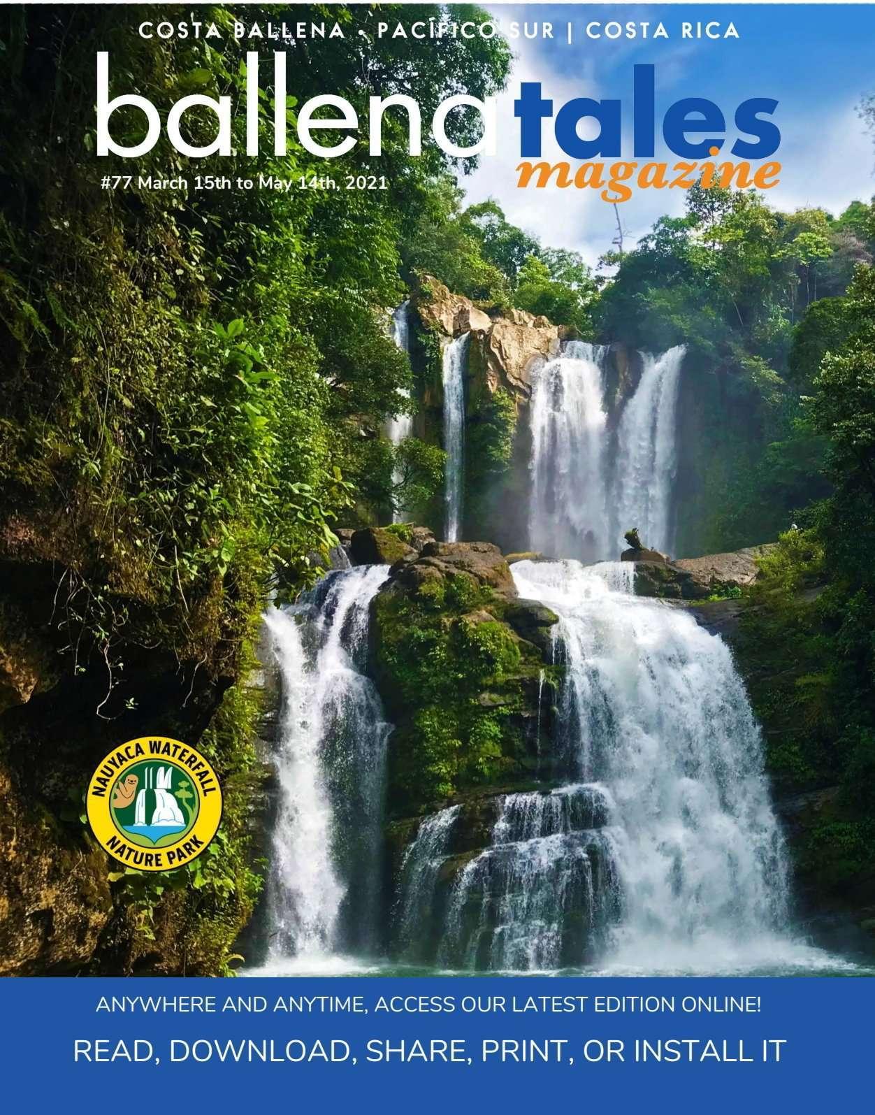 Comprehensive Travel Guide & Magazine #77, South Pacific Costa Rica