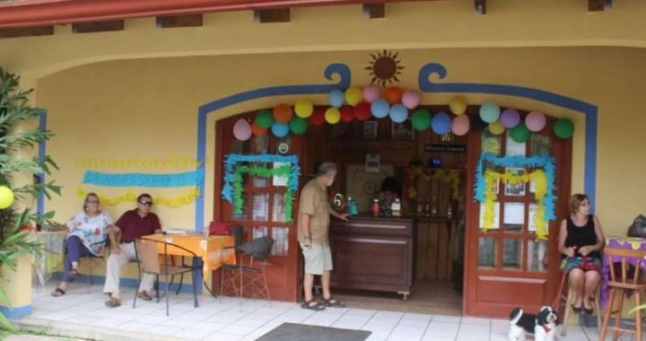 Pancito Cafe 6th Anniversary, Ojochal Restaurants, Costa Ballena
