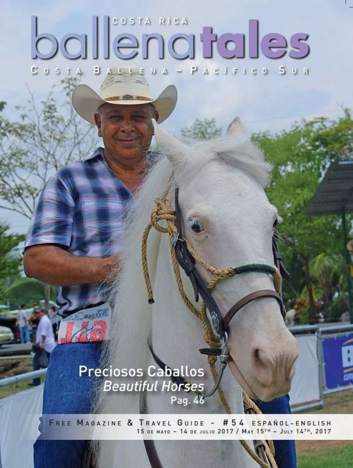 Ballena Tales Magazine & Travel Guide, Issue #54