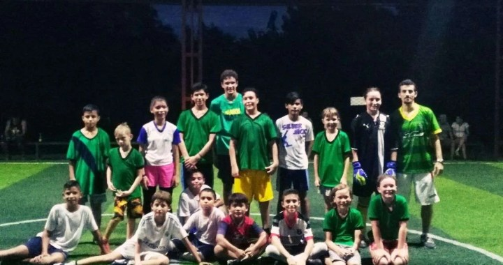A promising future in Costa Ballena for futsal, project of Roger Bonet from Barcelona 2