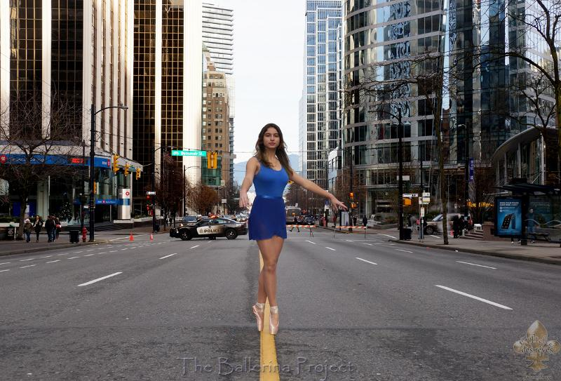 Ballerina Project Vancouver at Burrard