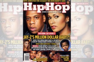 Jay Z and Shanelle Scott -Hip-Hop Weekly