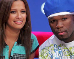 Rocsi and 50 Cent
