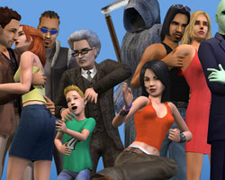 Video Games - The Sims