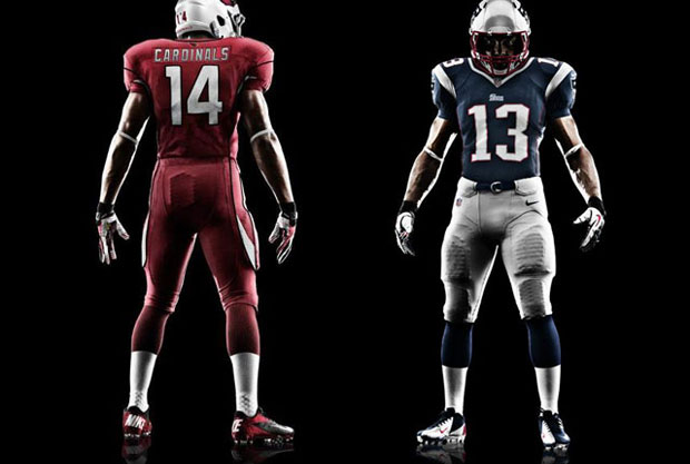 The NFL and Nike unveiled new uniforms for all 32 teams on Tuesday (April 3) 97d536eb4
