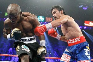 Timothy Bradley vs Manny Pacquiao