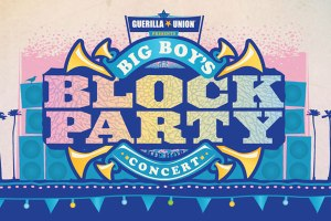 Big Boy's Block Party 2012