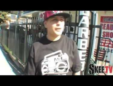 Skee TV: A Day In The Life Of Rapper/Producer Rome