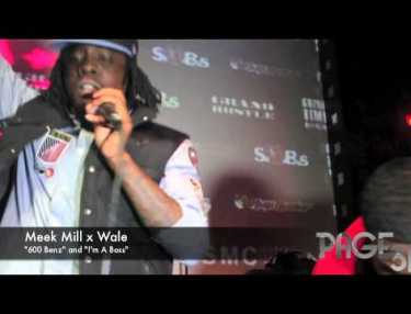 Wale, Meek Mill, Pac Div & Young Dro Offer Variety Of Hip-Hop At S.O.B.'s In NYC