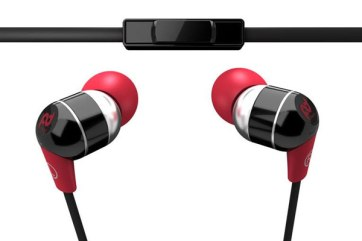 In-ear Headphones by DJ Pauly D
