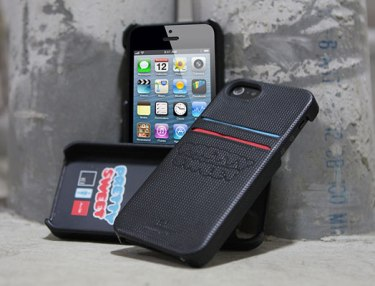 The HEX x Girl/Chocolate Skateboard 'Pretty Sweet' Solo Wallet - iPhone 5