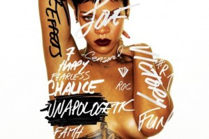 Rihanna-Unapologetic-Album Cover
