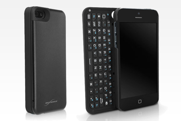buy online f78d0 cc120 Boxwave Releases Keyboard Buddy Case For iPhone 5