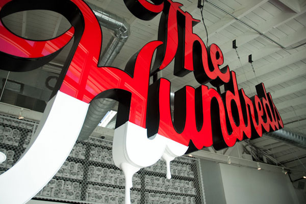 The Hundreds Santa Monica