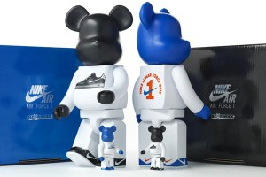Nike x BE@RBRICK Collection Lunar Force 1 Collection