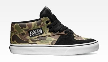 d0ab35f8dd Vans Unveils Spring 2013 Adult Toddlers Camo Classics Pack