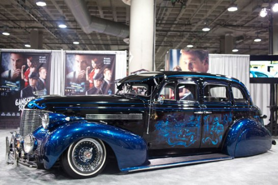 Mister Cartoon's Sanctiond x Gangster Squad 1939 Chevy Master Deluxe