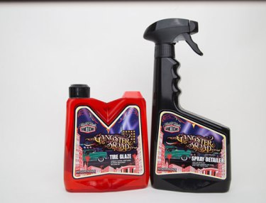 Mister Cartoon's Sanctiond x Gangster Squad Car Care Products