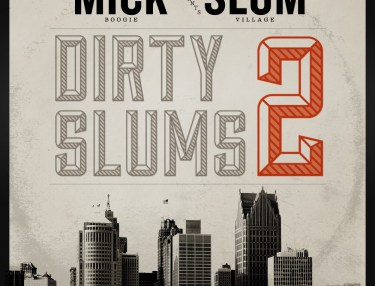 Slum Village - Dirty Slums 2 (Mixtape)