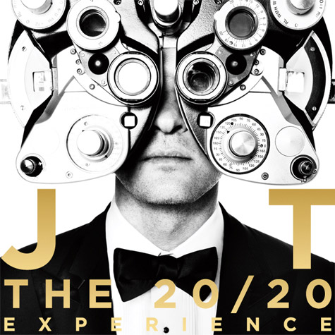 Justin Timberlake - The 20/20 Experience - coverart