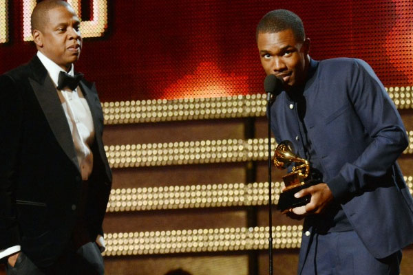 Frank Ocean wins 2 Grammys at 55th Annual Show