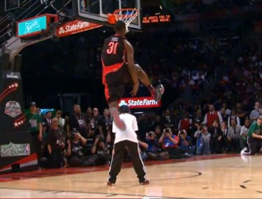 Raptors Rookie Terrence Ross Wins 2013 Sprite Slam Dunk Contest