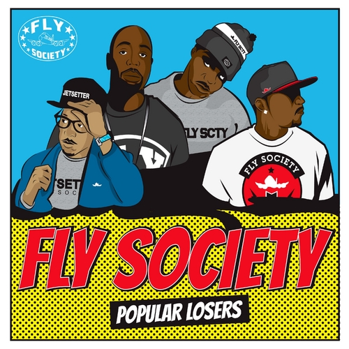 Fly Society - Popular Losers (Mixtape)
