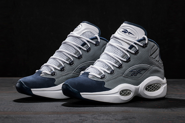 Reebok Question 'Georgetown'