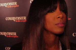 Courvoisiology Lab Event Series Featuring Kelly Rowland (Video)