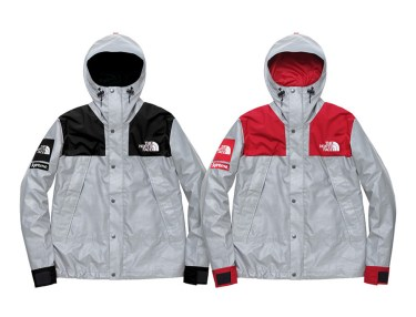 Supreme x The North Face 2013 Spring Collection