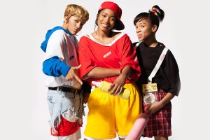 Drew Sidora, Keke Palmer, and Lil Mama play TLC
