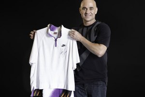 Andre Agassi x Nike
