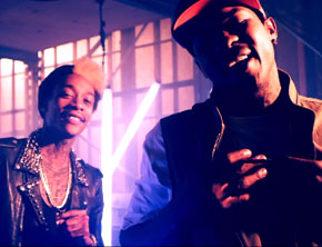 Compton Menace ft. Wiz Khalifa: Ain't No Changing Me (Music Video)