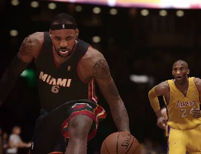 2K Sports Debuts First Look At Next-Gen 'NBA 2K14' Footage