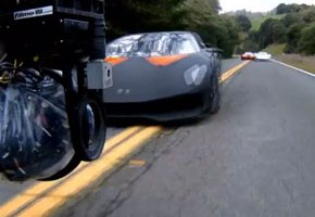 On The Set Of 'Need For Speed: The Movie' (Video)