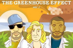 Asher Roth - The Greenhouse Effect Vol. 2 (Mixtape)