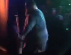 Action Bronson Body Slams Fan On-Stage At Boston Show